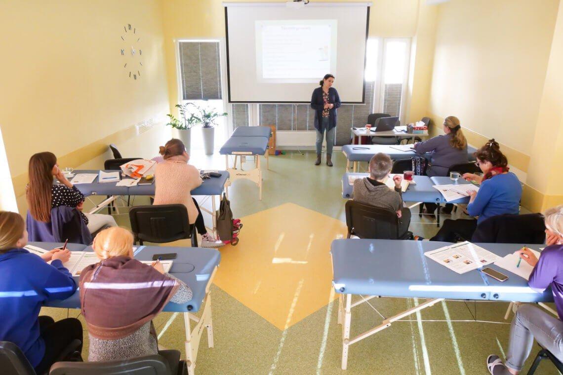 Szkolenie MNRI Integracja odruchów dynamicznych iposturalnych