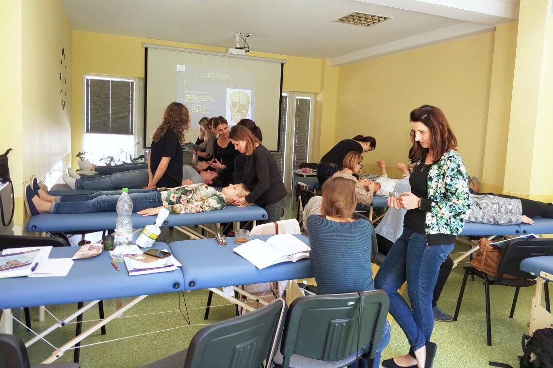 Szkolenie MNRI Integracja odruchów ustno-twarzowych