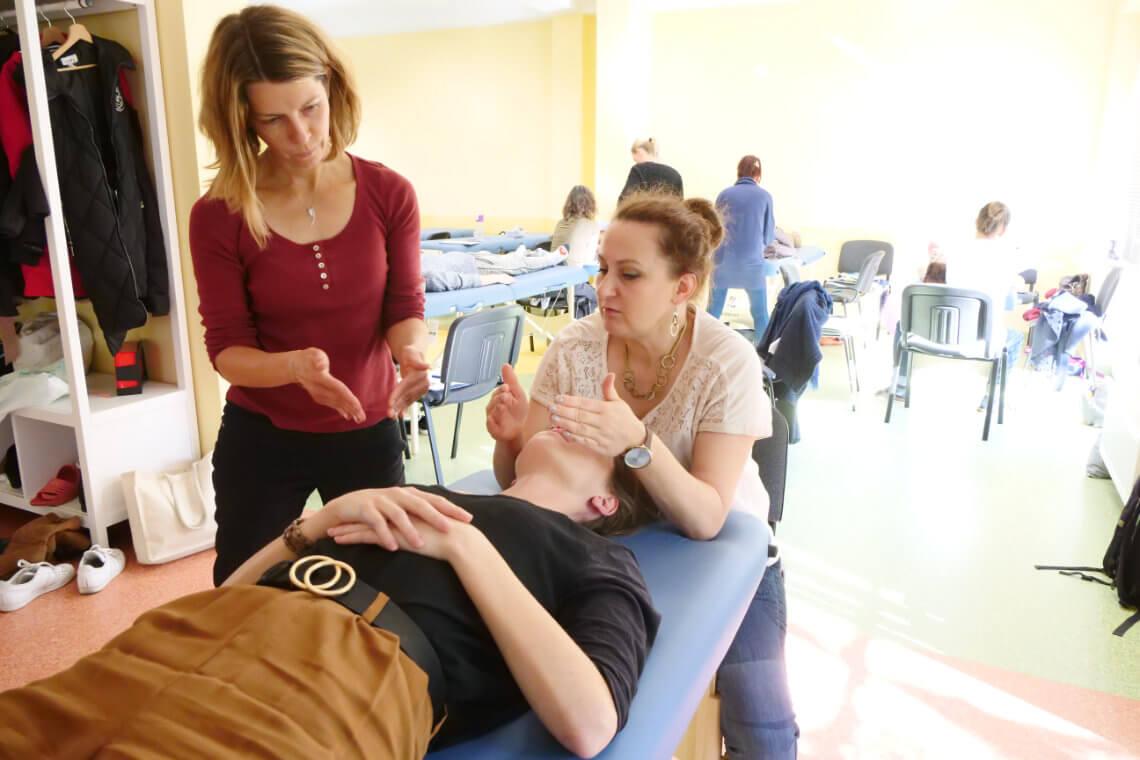 Szkolenie MNRI Integracja odruchów wzrokowo-słuchowych