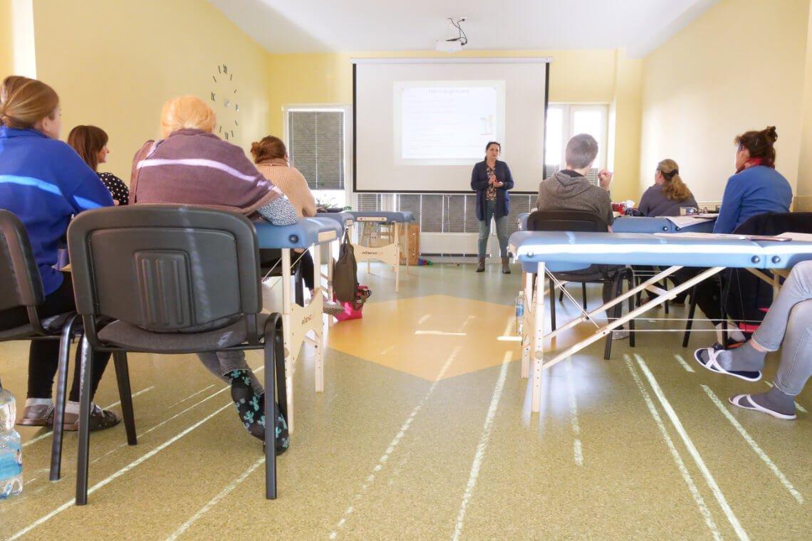 Szkolenie MNRI Repatterning i integracja odruchów