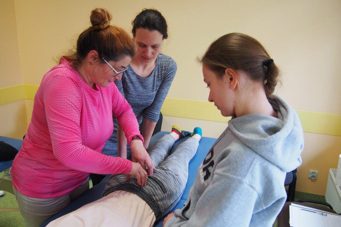 Szkolenie MNRI Terapia Neurotaktylna