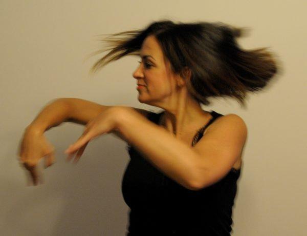 taniec i ruch